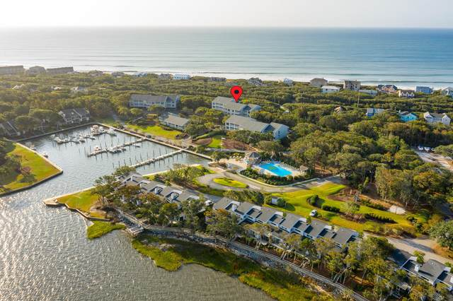 590 Marina Drive E-3, Pine Knoll Shores, NC 28512 (MLS #100225341) :: The Chris Luther Team