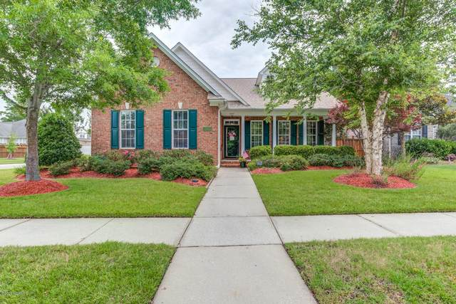1002 Timbergrass Lane, Leland, NC 28451 (MLS #100225342) :: Courtney Carter Homes