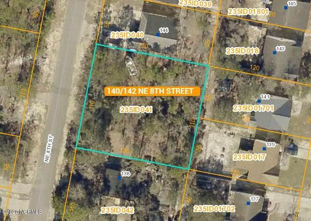 140/142 NE 8th Street, Oak Island, NC 28465 (MLS #100225355) :: CENTURY 21 Sweyer & Associates