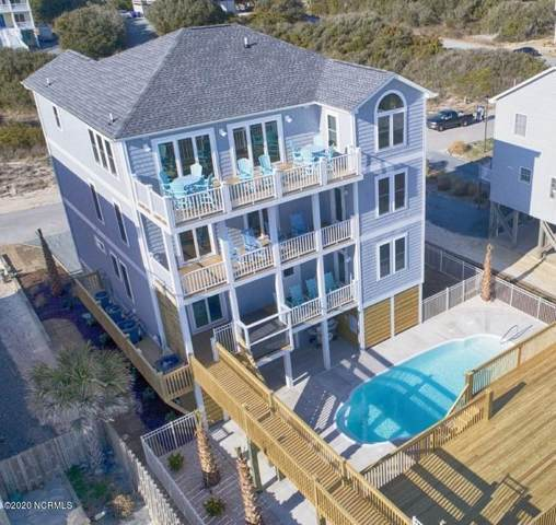 37 Porpoise Place, North Topsail Beach, NC 28460 (MLS #100225358) :: The Bob Williams Team