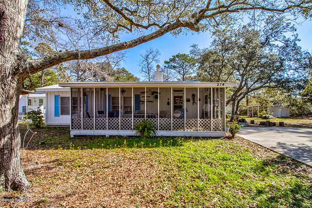 212 NE 71st Street, Oak Island, NC 28465 (MLS #100225359) :: Coldwell Banker Sea Coast Advantage