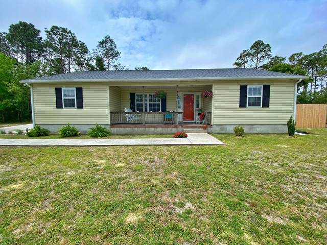 152 Cottontail Run, Newport, NC 28570 (MLS #100225361) :: Berkshire Hathaway HomeServices Hometown, REALTORS®