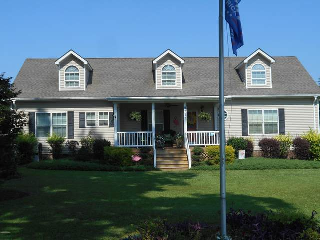 9713 Revell Road, Kenly, NC 27542 (MLS #100225365) :: Berkshire Hathaway HomeServices Hometown, REALTORS®