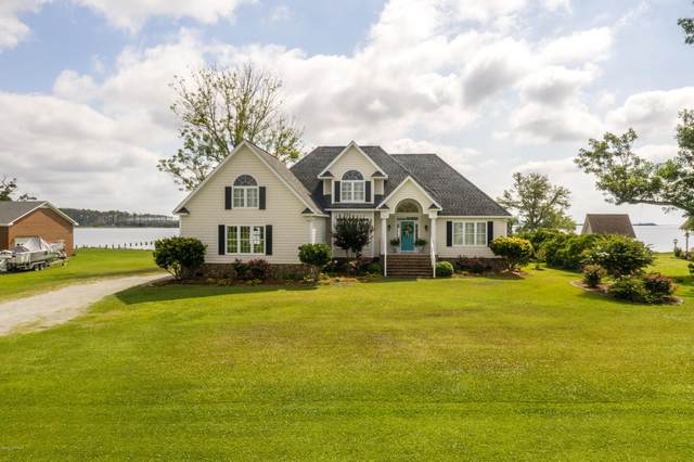 270 Bay Drive, Smyrna, NC 28579 (MLS #100225382) :: The Tingen Team- Berkshire Hathaway HomeServices Prime Properties