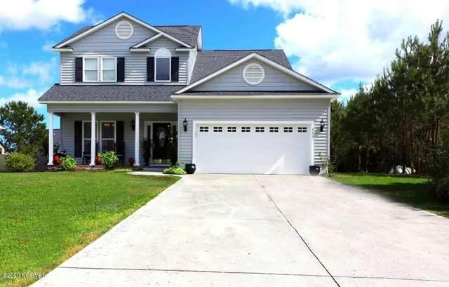 923 Eastman Creek Drive, Beaufort, NC 28516 (MLS #100225392) :: CENTURY 21 Sweyer & Associates