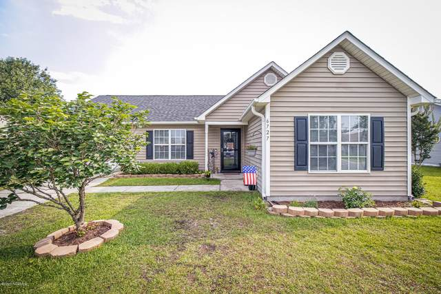 6727 Newbury Way, Wilmington, NC 28411 (MLS #100225396) :: The Chris Luther Team