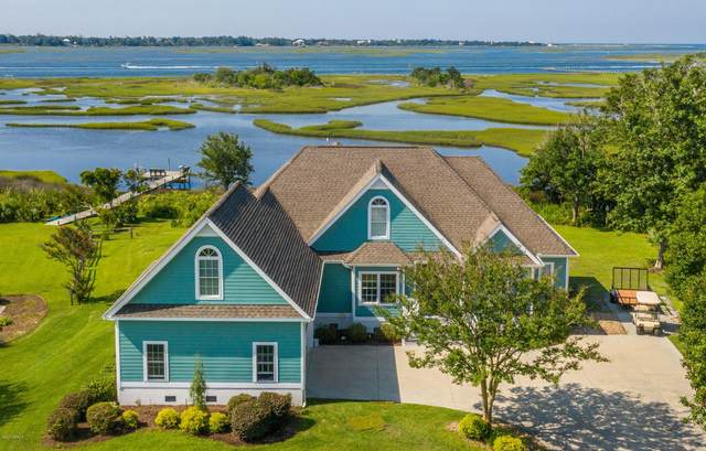 412 Shoreline Drive, Cedar Point, NC 28584 (MLS #100225414) :: Barefoot-Chandler & Associates LLC