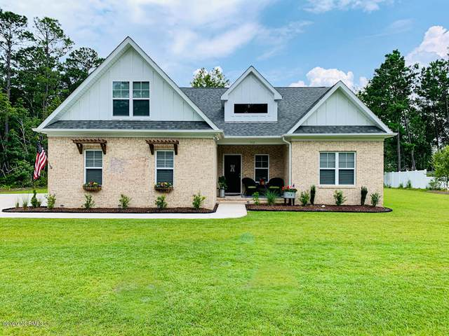 102 Seascape Drive, Sneads Ferry, NC 28460 (MLS #100225419) :: David Cummings Real Estate Team
