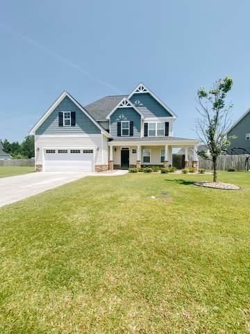 106 Mittams Point Drive, Jacksonville, NC 28546 (MLS #100225421) :: CENTURY 21 Sweyer & Associates