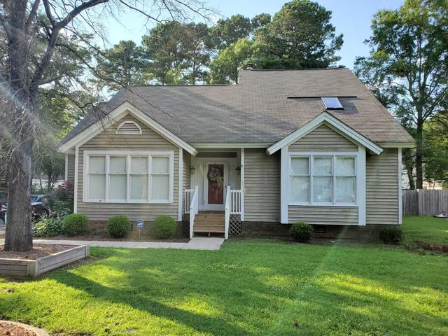 1804 Dover Street W, Wilson, NC 27893 (MLS #100225422) :: The Oceanaire Realty