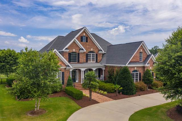 604 Golf View Drive, Greenville, NC 27834 (MLS #100225452) :: The Keith Beatty Team