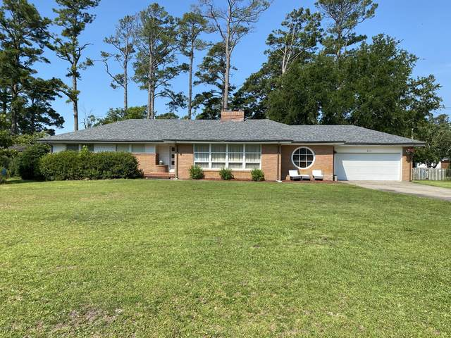 212 Knox Drive, Morehead City, NC 28557 (MLS #100225454) :: Frost Real Estate Team