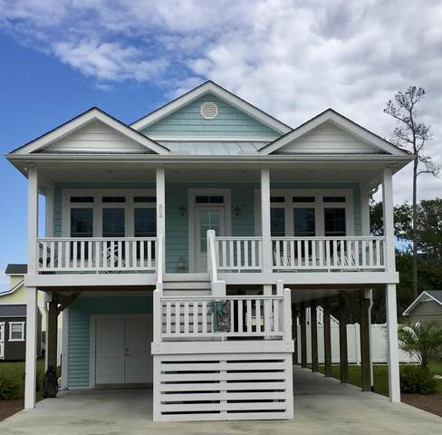 120 NW 1st Street, Oak Island, NC 28465 (MLS #100225460) :: Coldwell Banker Sea Coast Advantage