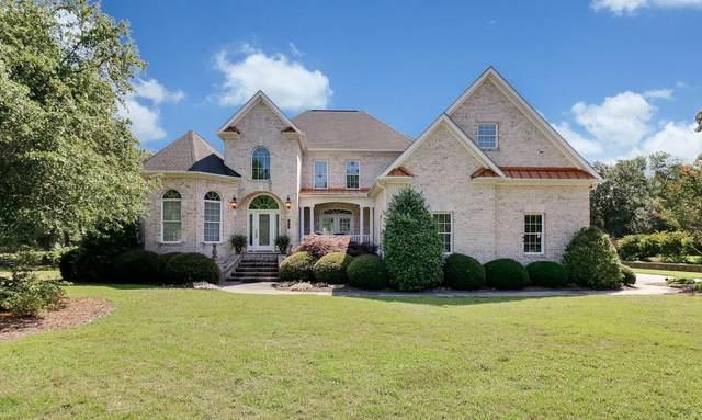 33 Yaupon Way, Oak Island, NC 28465 (MLS #100225535) :: Lynda Haraway Group Real Estate