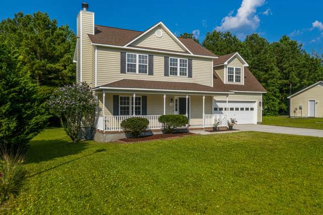 118 Grismill Road, Jacksonville, NC 28540 (MLS #100225542) :: The Keith Beatty Team