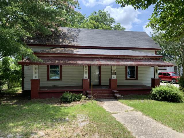 326 N Gill Street, Laurinburg, NC 28352 (MLS #100225547) :: The Keith Beatty Team