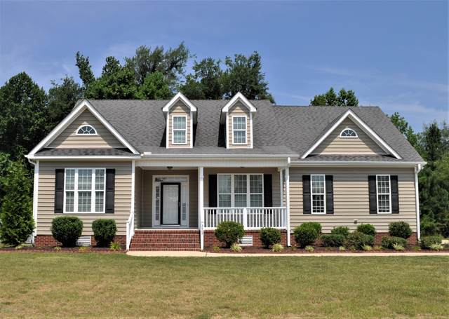 3605 Whetstone Place N, Wilson, NC 27896 (MLS #100225561) :: The Cheek Team