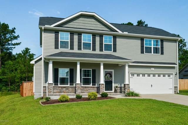 1405 Teakwood Drive, Greenville, NC 27834 (MLS #100225593) :: RE/MAX Essential