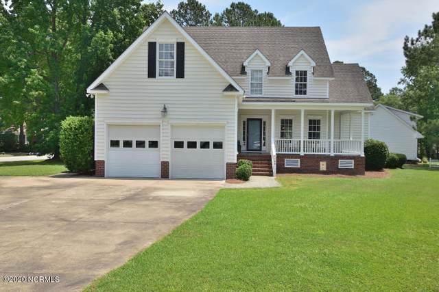 100 Mashie Court, Rocky Mount, NC 27804 (MLS #100225597) :: The Oceanaire Realty