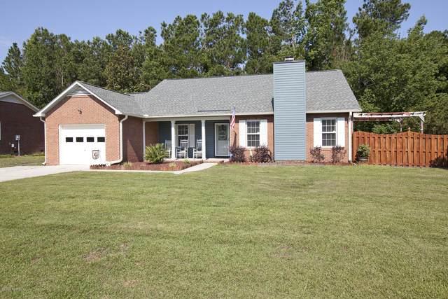 1521 Covey Lane, Wilmington, NC 28411 (MLS #100225598) :: RE/MAX Essential
