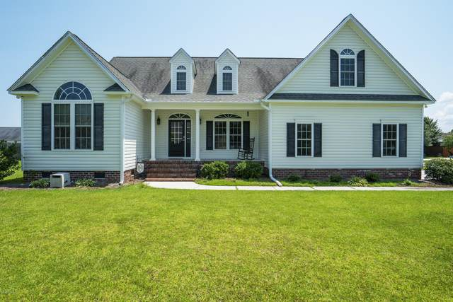 113 Mom Lane, New Bern, NC 28562 (MLS #100225607) :: Carolina Elite Properties LHR