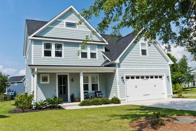 708 Yachtsman Place, Newport, NC 28570 (MLS #100225612) :: Coldwell Banker Sea Coast Advantage
