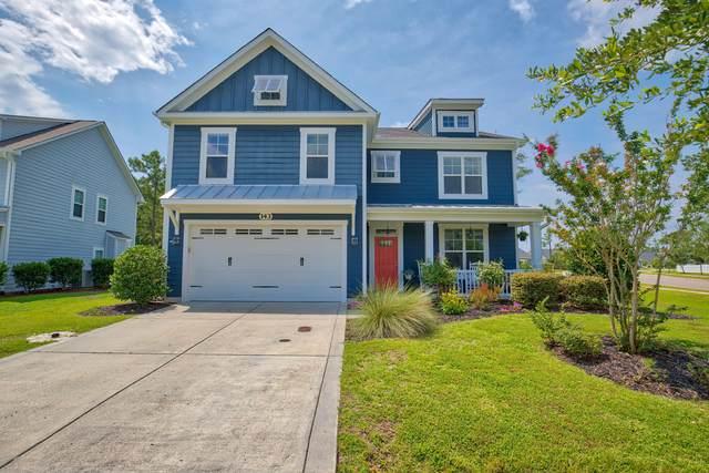 143 Saltwater Landing Drive, Hampstead, NC 28443 (MLS #100225613) :: Lynda Haraway Group Real Estate