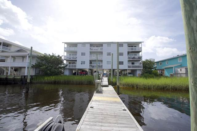 709 Canal Drive 1C, Carolina Beach, NC 28428 (MLS #100225629) :: CENTURY 21 Sweyer & Associates