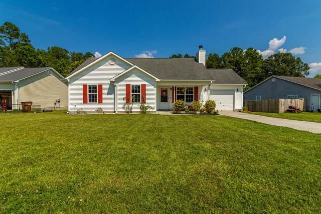 352 Palamino Trail, Jacksonville, NC 28546 (MLS #100225630) :: Berkshire Hathaway HomeServices Hometown, REALTORS®