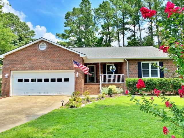 105 Starboard Drive, New Bern, NC 28562 (MLS #100225646) :: Carolina Elite Properties LHR