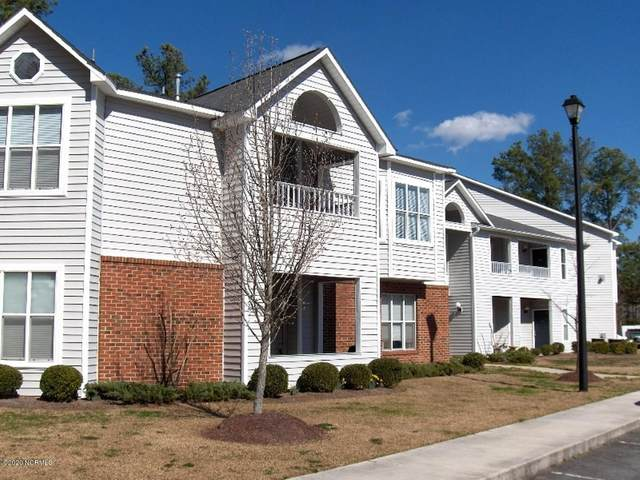 2597 Thackery Road Apt E, Greenville, NC 27858 (MLS #100225652) :: The Chris Luther Team