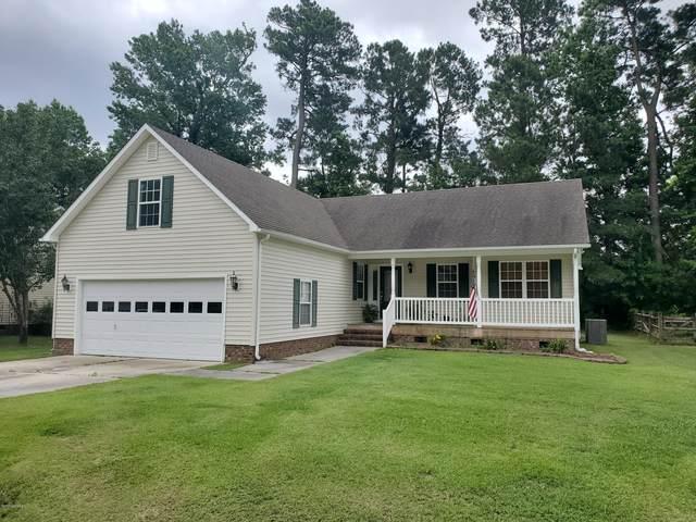 126 Leonard Drive, New Bern, NC 28560 (MLS #100225655) :: Carolina Elite Properties LHR