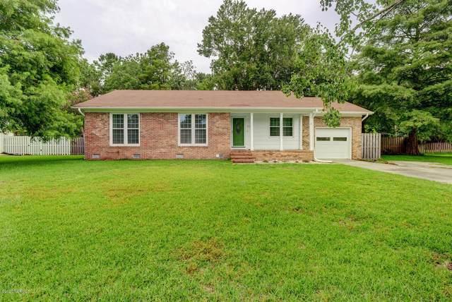 818 Billmark Drive, Wilmington, NC 28409 (MLS #100225658) :: CENTURY 21 Sweyer & Associates