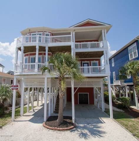 177 E First Street, Ocean Isle Beach, NC 28469 (MLS #100225667) :: Carolina Elite Properties LHR