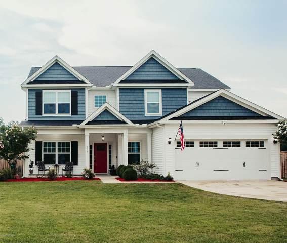 506 Island Branch Road, Jacksonville, NC 28546 (MLS #100225668) :: Berkshire Hathaway HomeServices Hometown, REALTORS®