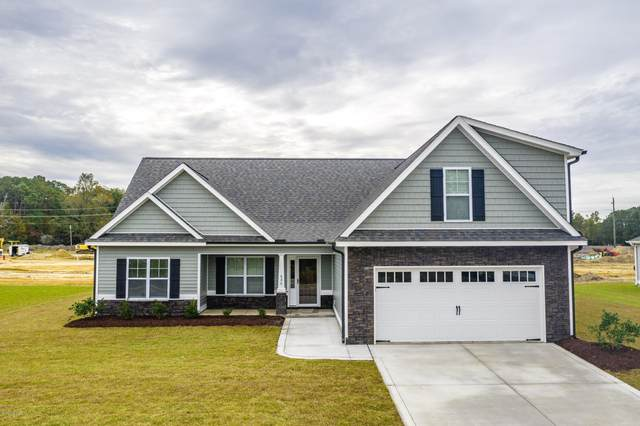3865 E Baywood Lane, Greenville, NC 27834 (MLS #100225671) :: RE/MAX Essential