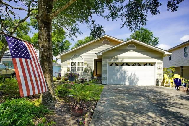 147 NE 30th Street, Oak Island, NC 28465 (MLS #100225682) :: Donna & Team New Bern