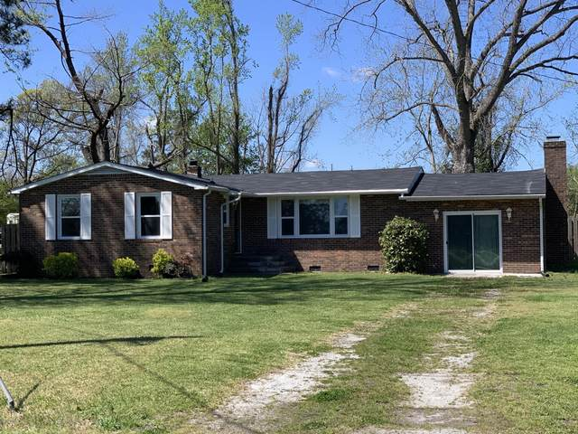 2963 Belgrade Swansboro Road, Maysville, NC 28555 (MLS #100225687) :: Carolina Elite Properties LHR