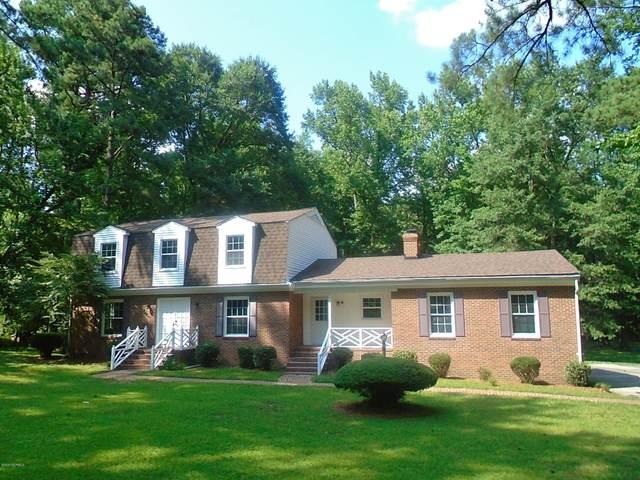 214 Northwoods Country Road, Tarboro, NC 27886 (MLS #100225692) :: Carolina Elite Properties LHR