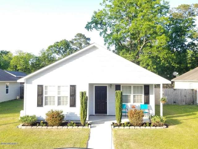 130 Sanders Street, Jacksonville, NC 28540 (MLS #100225697) :: Berkshire Hathaway HomeServices Hometown, REALTORS®
