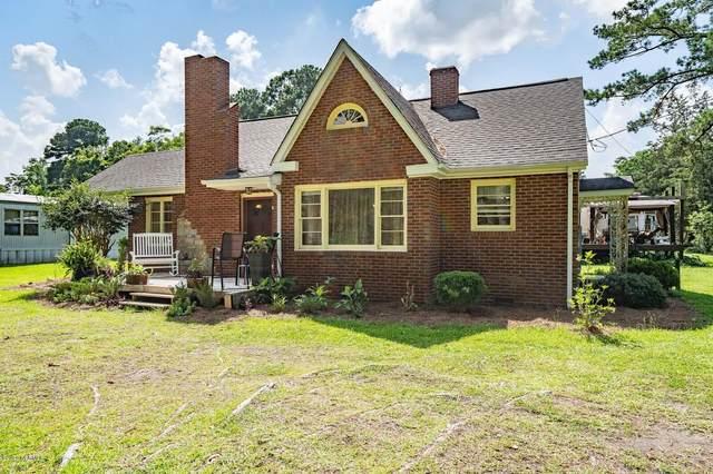 180 Booker T Washington Road, Clarkton, NC 28433 (MLS #100225712) :: CENTURY 21 Sweyer & Associates