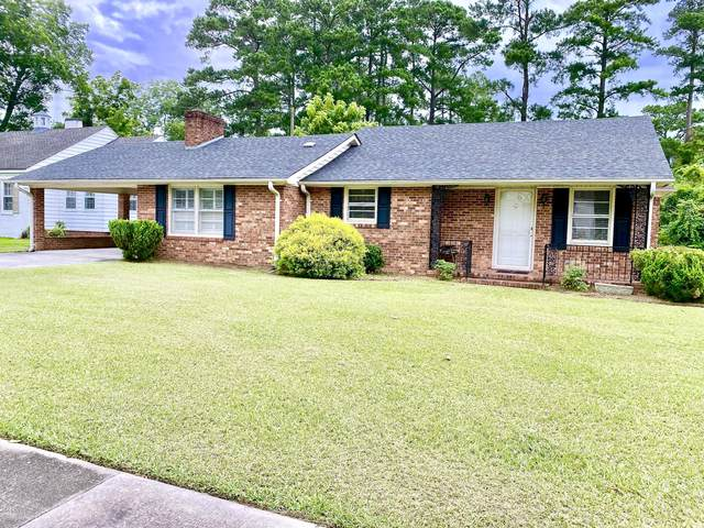 121 E Center Street, Rose Hill, NC 28458 (MLS #100225713) :: Carolina Elite Properties LHR