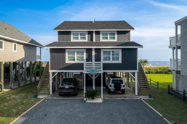 423 Ocean Boulevard W, Holden Beach, NC 28462 (MLS #100225725) :: Destination Realty Corp.