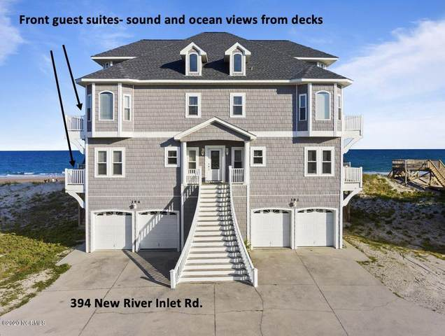 394 New River Inlet Road, North Topsail Beach, NC 28460 (MLS #100225728) :: Carolina Elite Properties LHR