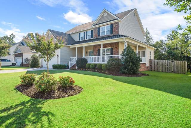 306 Iverleigh Lane, Jacksonville, NC 28540 (MLS #100225739) :: Carolina Elite Properties LHR
