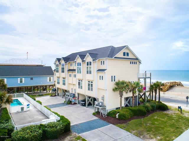 1701 N Shore Drive C, Surf City, NC 28445 (MLS #100225740) :: Carolina Elite Properties LHR