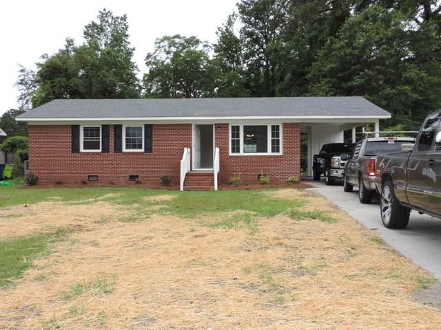 155 Bryan Boulevard, Havelock, NC 28532 (MLS #100225754) :: CENTURY 21 Sweyer & Associates