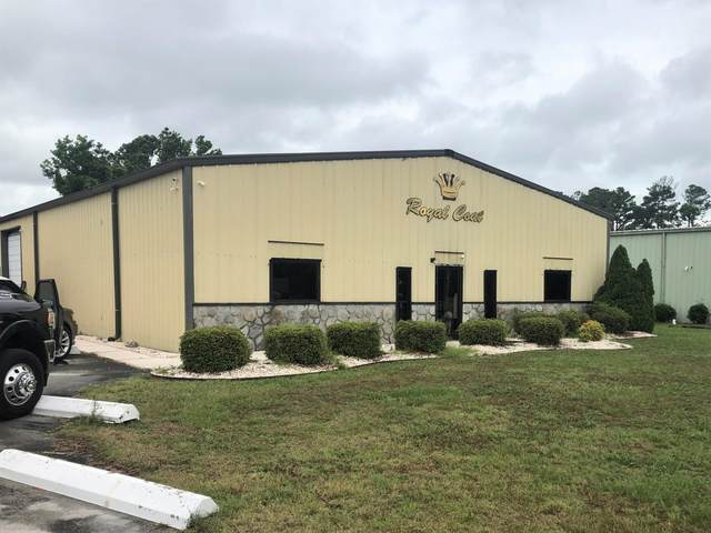 139 Industrial Drive, Morehead City, NC 28557 (MLS #100225762) :: CENTURY 21 Sweyer & Associates