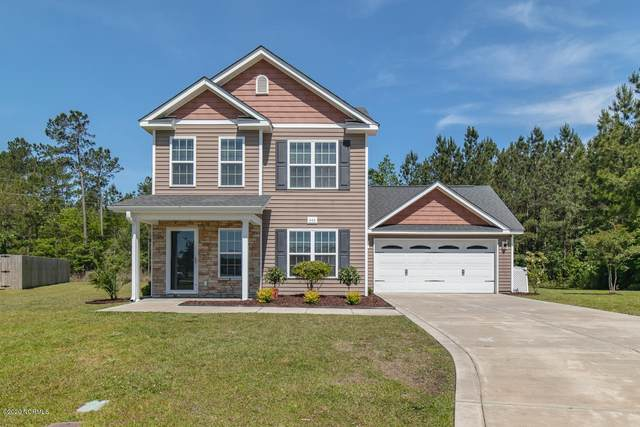 405 Skye Court, Jacksonville, NC 28546 (MLS #100225768) :: Carolina Elite Properties LHR