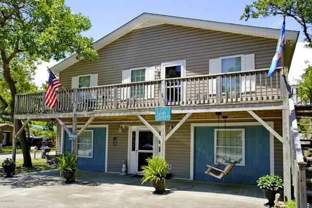 2302 E Oak Island Drive, Oak Island, NC 28465 (MLS #100225769) :: RE/MAX Essential